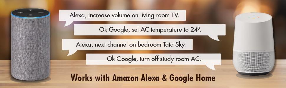 zemote iot smart home automation voice control alexa google home