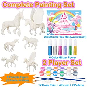 Premium Painting Kit for 2 Player