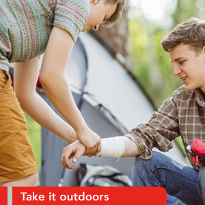 Thrive First Aid Kit Outdoors