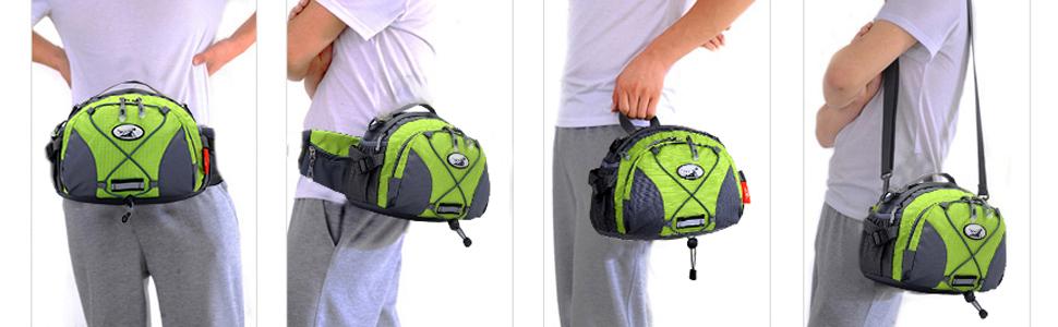 fanny waist bag