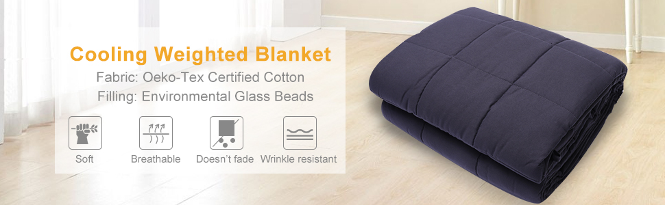 Cooling Weighted Blanket for adult
