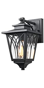 outdoor wall light