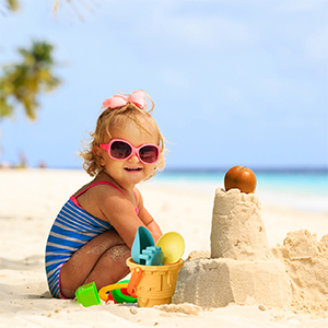 beach sand toy