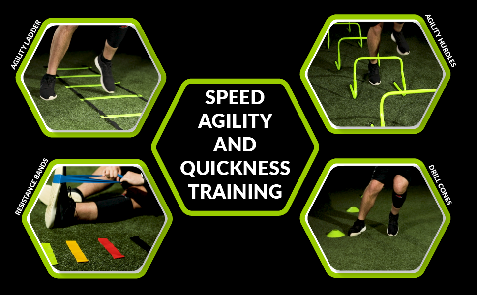 soccer training equipment football training equipment workout ladder speed training football ladder