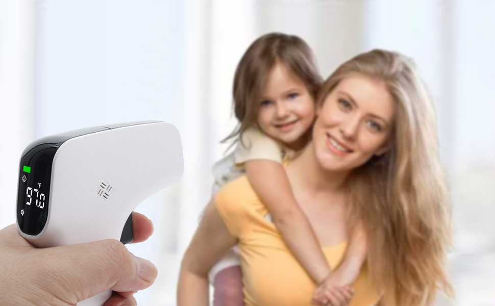 forehead thermometer for adults and kids 2