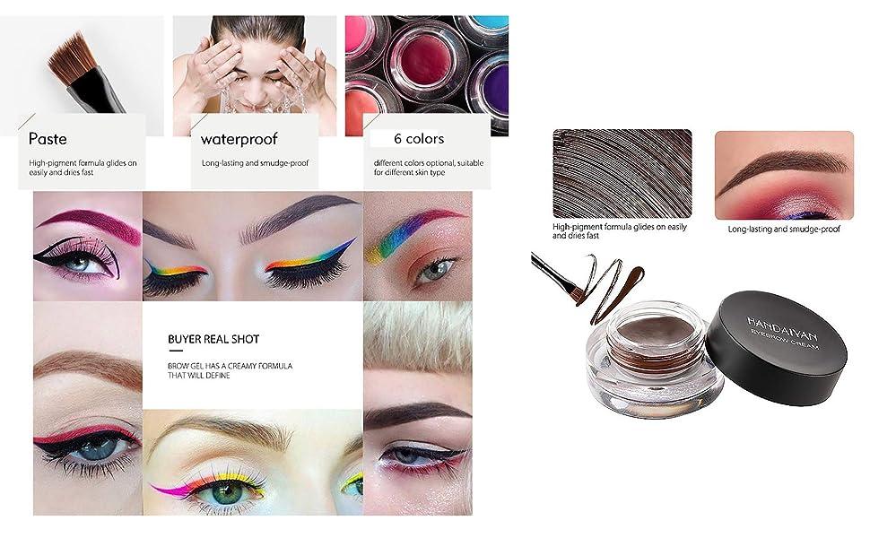 Eyebrow Cream