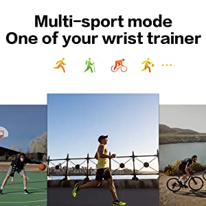 multi-sport mode