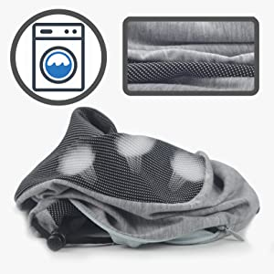 Breathable and Washable Cover