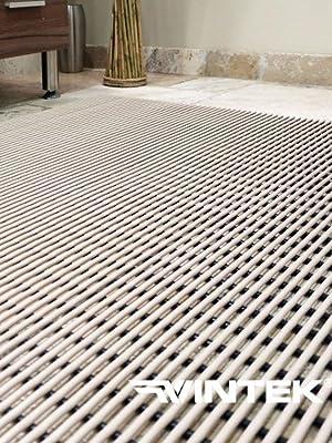 VinTube VinTek Matting Experts professional quality Vinyl Floor Matting for Wet Areas Drainage