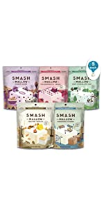 S'more Better Variety Pack by Smashmallow