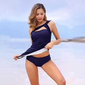 women tankini swimsuit