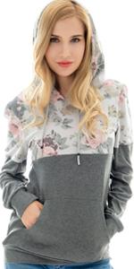 Bearsland Women S Maternity Sweater Clothes Nursing Sweatshirt Breastfeeding Hoodie With Pockets At Amazon Women S Clothing Store