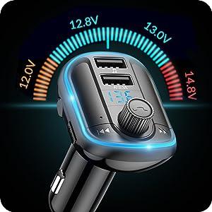 Car battery monitoring