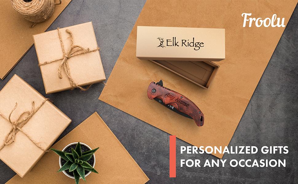 Custom Pocket Knife Gifts