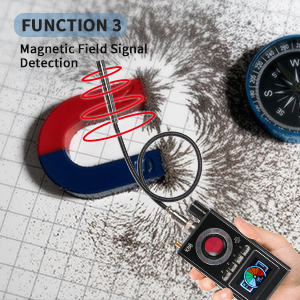 Magnetic Field Signal Detection