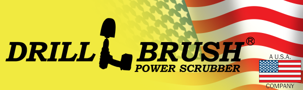 drill brush USA