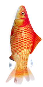 cat toy fish