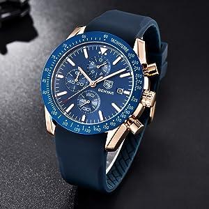 benyar watches men