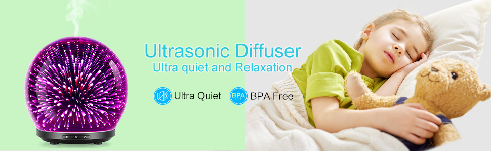 ultrasonic diffuser for baby