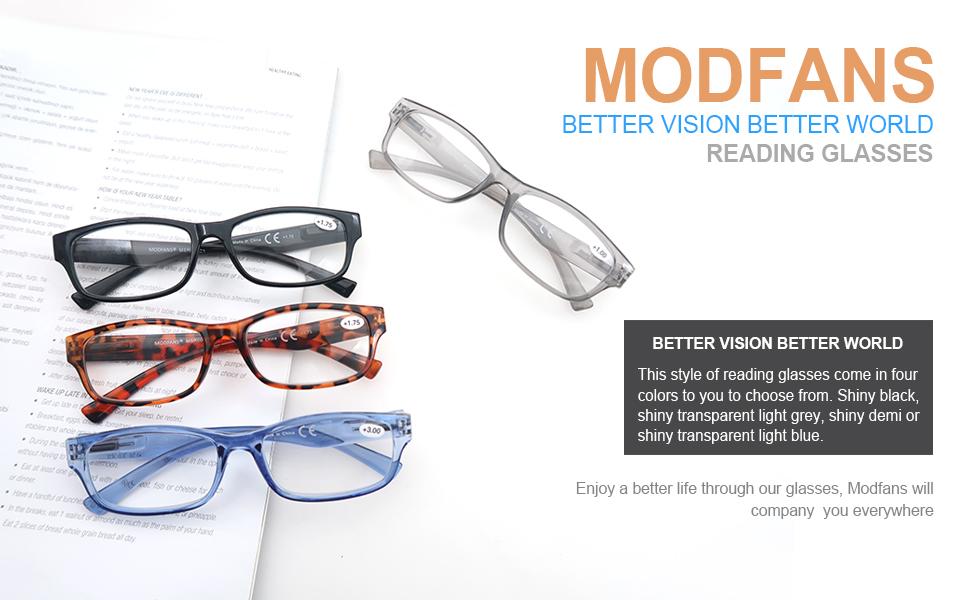 reading glasses for men and women square