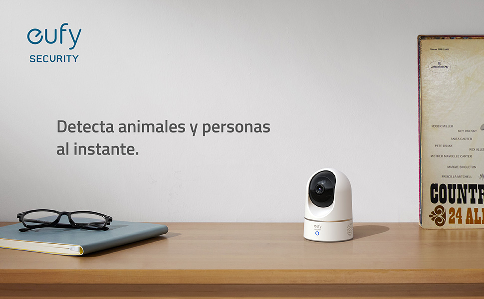 Detects pets