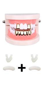 2 Teeth Grillz