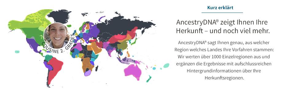 ancestry dna ihnen