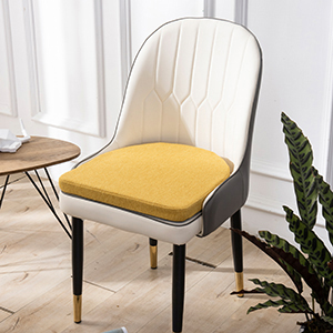 non slip chair pads seat cushions for kitchen dining room chairs pads