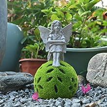 Solar Garden Statues and Sculptures Outdoor