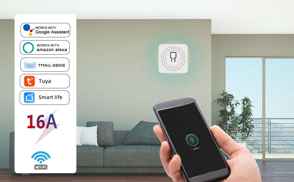 wifi wireless light switch