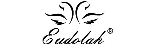 EUDOLAH Maillot de Bain Femme 1 Pi/èce Amincissant Bikini Monokini Push Up N/œud/D/ésign