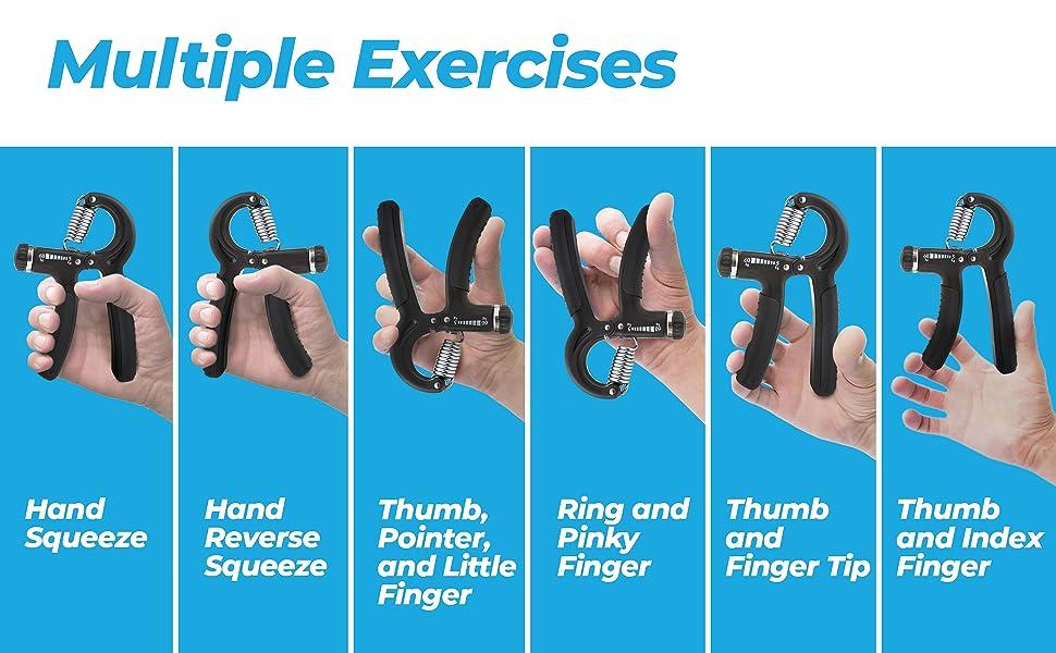 Grip Strength Trainer