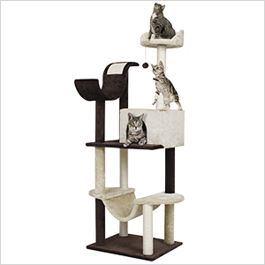 cat trees and towers tall cat scratching post scratch post for cats large cat tree tower corner