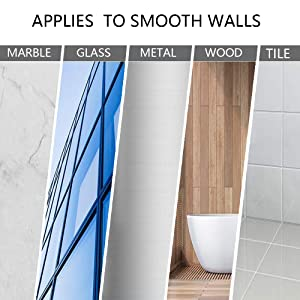 Applies to Smooth Walls