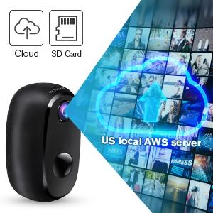 Cloud Storage Service & SD Card Slot