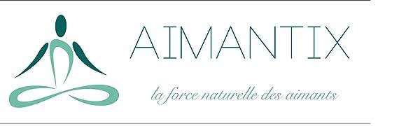 logo site aimantix aimant magnetique magnetotherapie