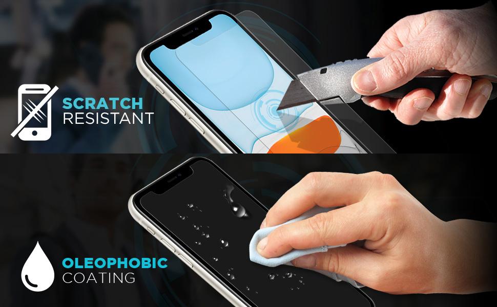 Pour Apple iPhone 11 par Max Slimline Vitres Voiture support Support Hr Richter