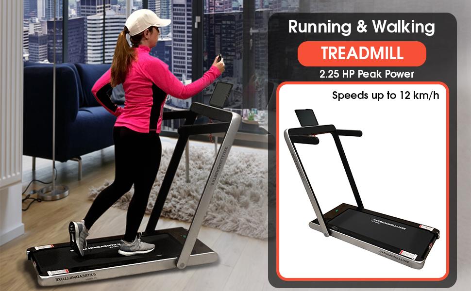 Treadmill Specs