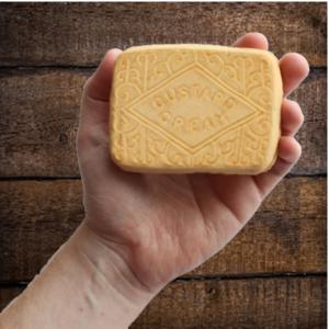 custard cream giants biscuit little treats bakery