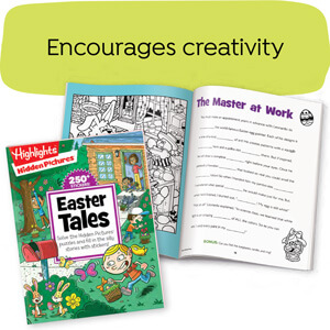 highlights for children, Easter, kids, games, entertainment, gifts, seasonal, holiday, gift set