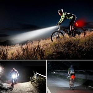 GREAT for night ride