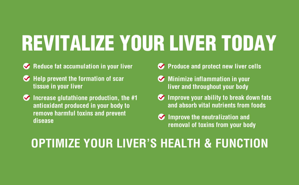 natural wellness ultra thistle milk thistle supplements revitalize and optimize liver health detox