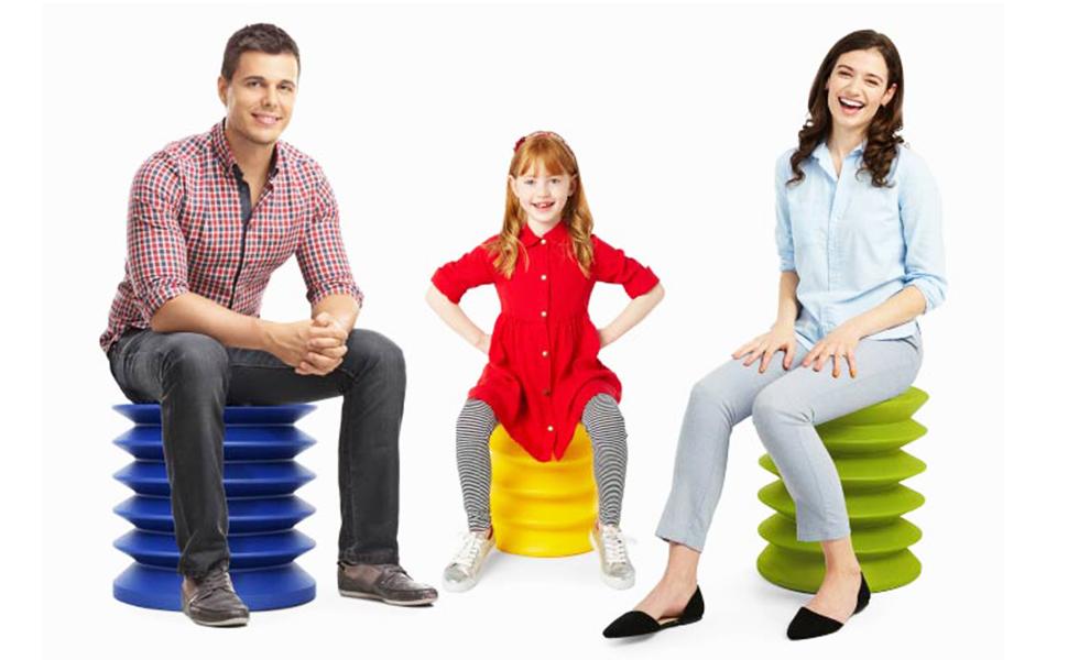 ergo ergonomic chair ergoergo seating flexible