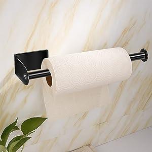 Zengest Under Cabinet Paper Towel Holder