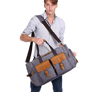 crossbody duffle bag