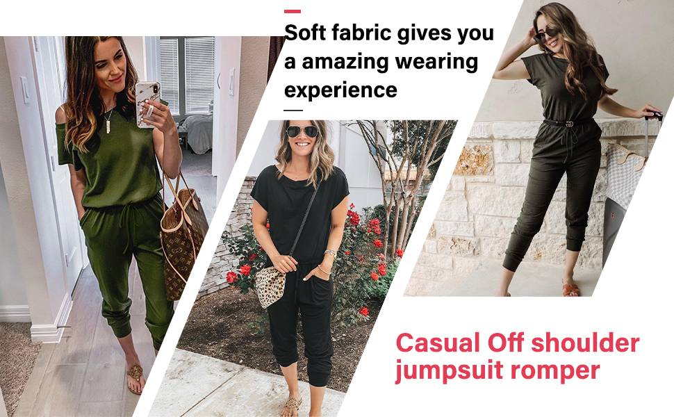 rompers and jumpsuits for women