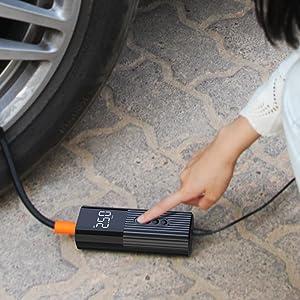 SMALL CAR INFLATOR