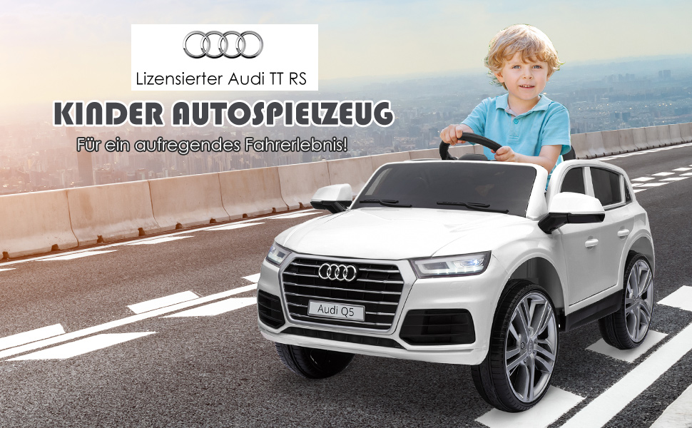 Kinderauto Kinderfahrzeug Kinder Elektroauto mit Fernbedienung