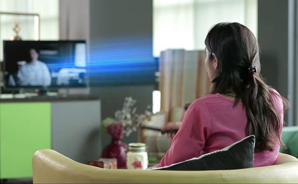 Tv blue rays