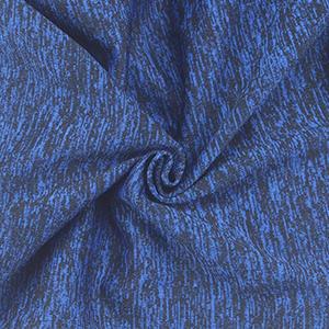 Cation elastic fabric